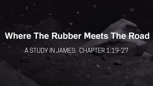 James 1:19-27, 04.28.18