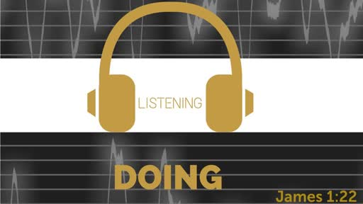 4.29 Sunday-Listening & Doing