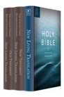 The New Living Translation with Reverse Interlinear
