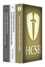 Holman Christian Standard Version with Reverse Interlinear
