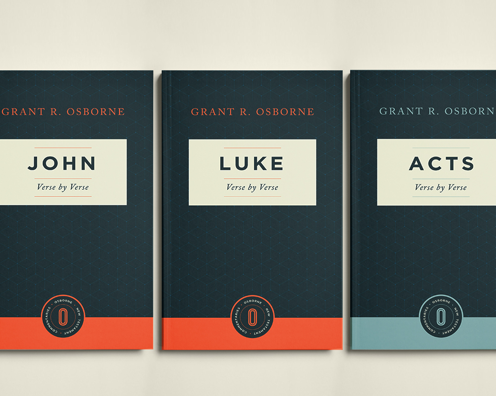 Osborne New Testament Commentaries: Part 2 (4 vols.)