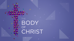 The Body of Christ  PowerPoint Photoshop image 1