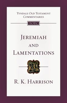 R. K. Harrison, Tyndale Old Testament Commentaries (TOTC), InterVarsity Press, 2008, 192 pp.