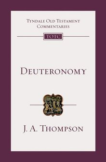 Deuteronomy: An Introduction and Commentary (TOTC)