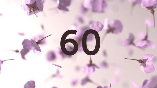 Sakura Spring - Countdown 1 min