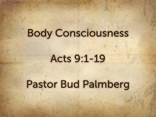 Body Consciousness