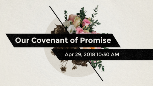 Our Covenant of Promise