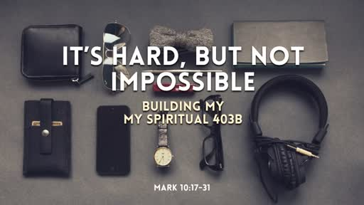 It's Hard, But Not Impossible