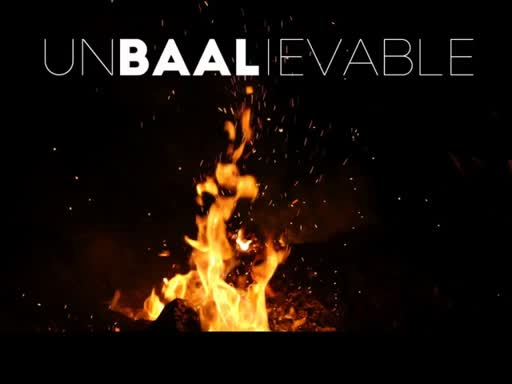 April 29, 2018 - Un-baal-lievable!