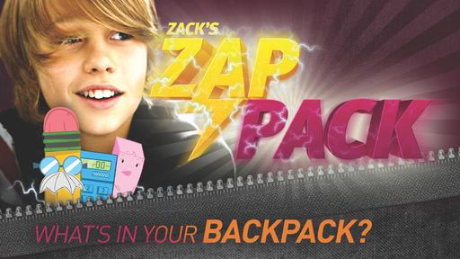Zack's Zap Pack
