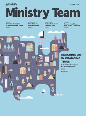 Ministry Team Magazine
