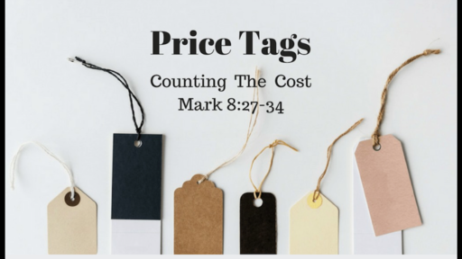 Price Tags: Counting The Cost