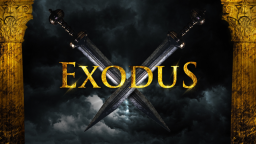 Exodus Week 9:  The Plague Part 1