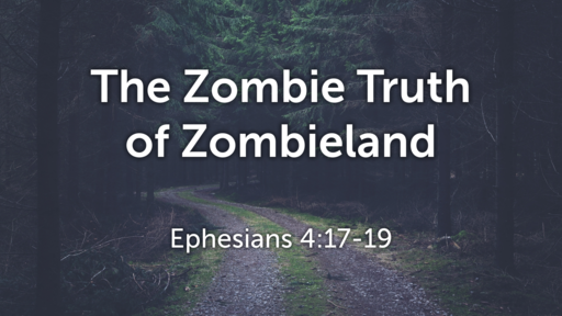 The Zombie Truth of Zombieland