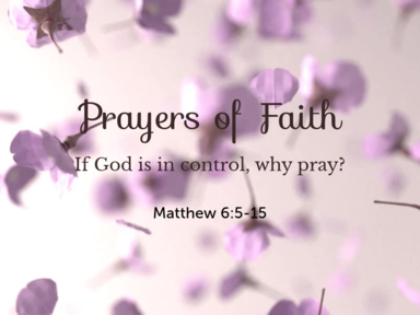 Prayers of Faith