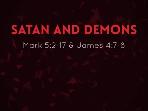 Satan and Demons 5.6.18