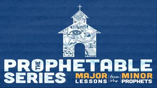 Zechariah 11-12, 05.06.18