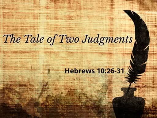 The Tale of Two Judgements