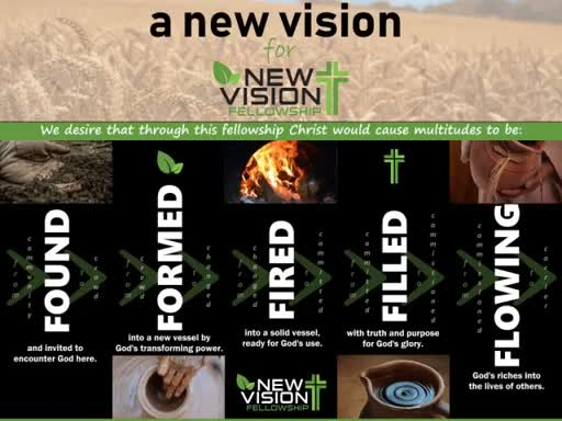 A New Vision for New Vision: Clay in the Potter's Hands
