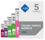 Mobile Ed: Tough Topics 2017 Bundle (5 courses)