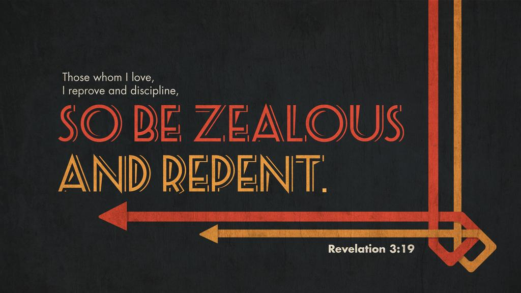 Revelation 3:19 large preview