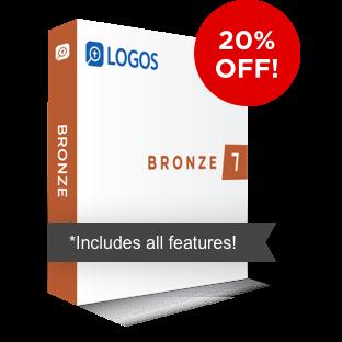 Logos 7 Bronze 20% off