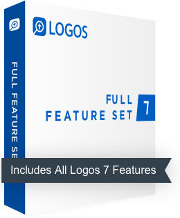 Logos 7 Full Feature Set