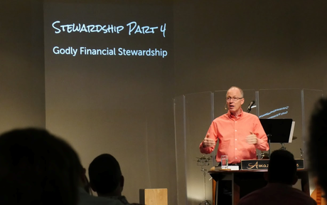 Stewardship Part 4 - Godly Financial Stewardship