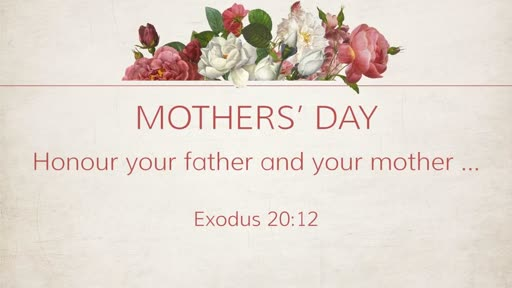 Honour Your Mother