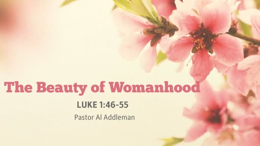 The Beauty of Womanhood