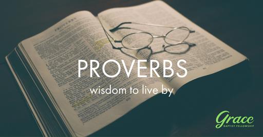 Proverbs: -- Daniel 4 Nebuchadnezzar's Pride