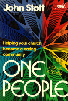 One People: Helping Your Church Become A Caring Community