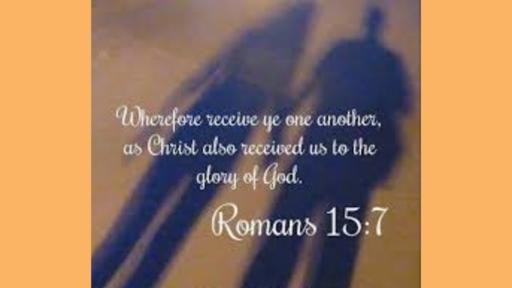 May 20, 2018 Sun am - Rom 15:7-13