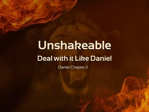 Unshakeable Part Four