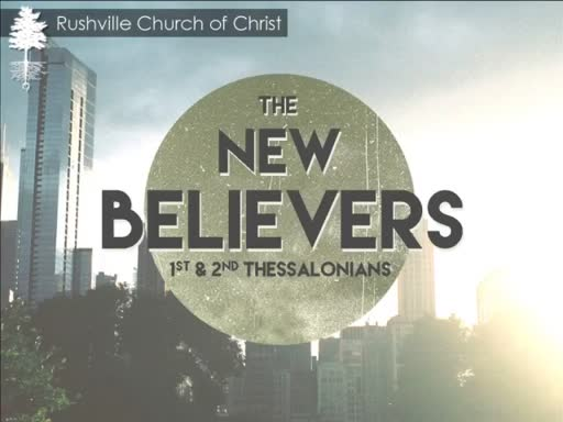 """5/20/18 - The New Believers """"And Don't Forget..."""""""