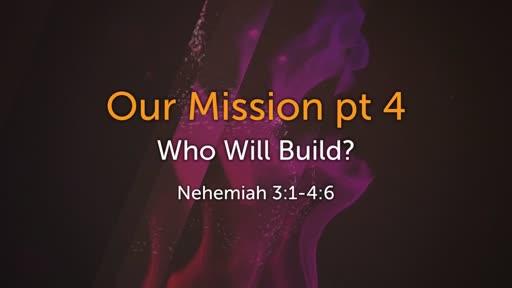 2018-05-20 Our Mission pt 4