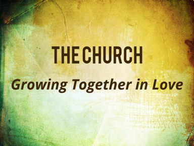 The Church - Growing Together in Love