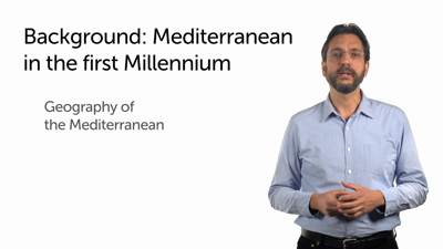 The Unification of the Mediterranean World