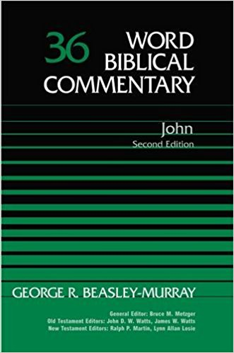 Word Biblical Commentary, Volume 36: John (Second Edition)