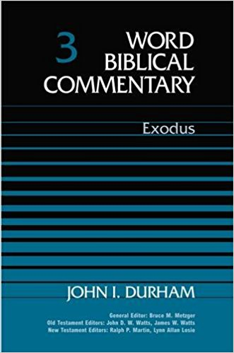 Word Biblical Commentary, Volume 3: Exodus
