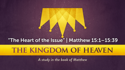 """The Heart of the Issue"" 