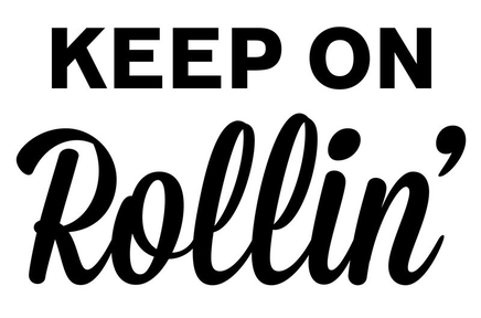 Rollin' with Jesus 5.27.18