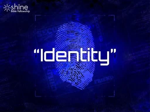 Identity Crisis May 27