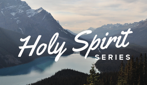 It's All About the Holy Spirit