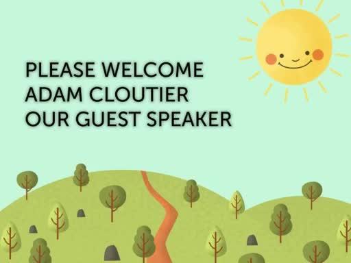 5/27/18 - Guest Speaker LCU - Wisdom