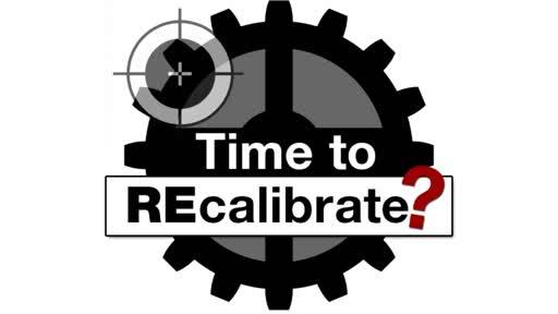 Recalibrate? 2