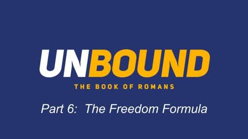 Sun., May 26-27, 2018 The Freedom Formula