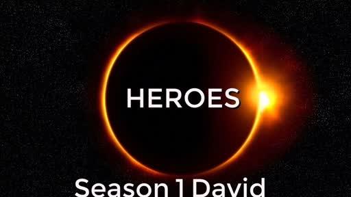 Heroes: David & Bathsheba