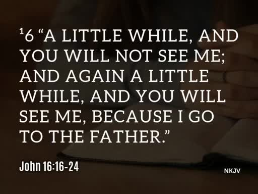 Prayer Under Grace