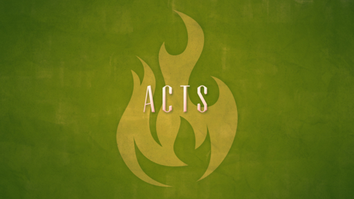 Acts: More than a Makeover